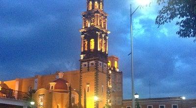 Photo of Church Templo de San Francisco at Blvd. Héroes Del 5 De Mayo, Puebla, Mexico