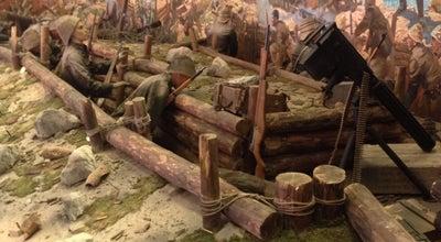 Photo of History Museum Çanakkale Şehitleri Anıtı ve Atatürk Sergi Salonu at Laleli, Manisa, Turkey