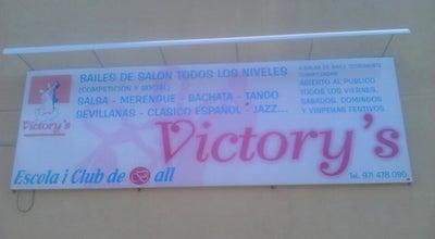 Photo of Dance Studio Victory's at C. Selva, 13, Palma 07008, Spain