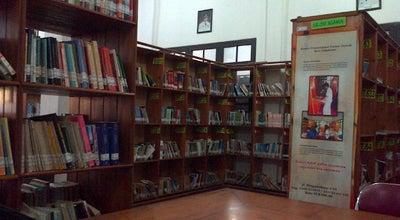 Photo of Library Perpustakaan umum daerah kota sukabumi at Sukabumi, Indonesia