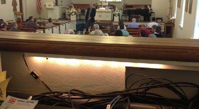Photo of Church Cross Roads United Methodist at 3146 Saltwell Rd, Huntington, WV 25705, United States