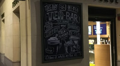 Photo of Tea Room Tekoe at Plaza Matute, Madrid, Spain