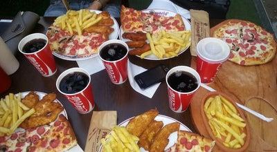 Photo of Pizza Place MyPizza World at Uzun Çarşı Nazilli, Aydın 09800, Turkey