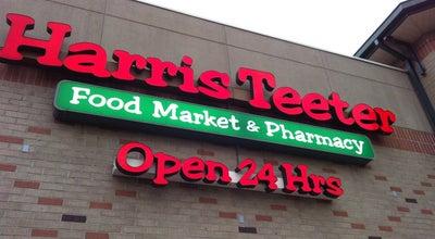 Photo of Supermarket Harris Teeter at 2800 Arctic Ave, Virginia Beach, VA 23451, United States