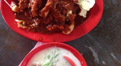 Photo of Malaysian Restaurant Cendol Durian Borhan at Tanjung Karang, Selangor, Malaysia