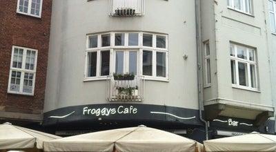 Photo of Cafe Froggy's Café at Vestergade 68, Odense C 5000, Denmark