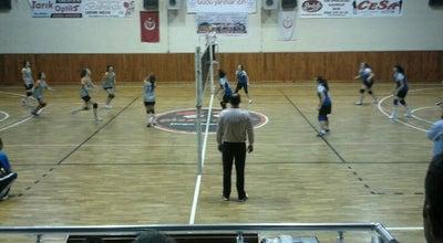 Photo of Basketball Court Hüsnü Tandoğan Spor Salonu at Turkey