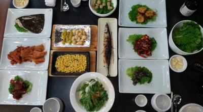 Photo of Seafood Restaurant 군산회집 at 내항2길 173, 군산시, South Korea