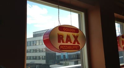 Photo of Pizza Place Golden Rax at Koskikatu 11, Rovaniemi 96200, Finland