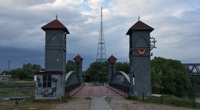 Photo of History Museum Hydraulische Eisenbahnhubbrücke at Magdeburg, Germany