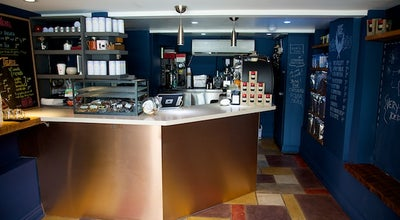 Photo of Cafe RISE Cafe at 107 Mutual St., Toronto, ON M5B 2B2, Canada