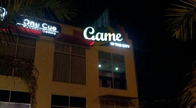Photo of Arcade game in the city one segamat at Malaysia