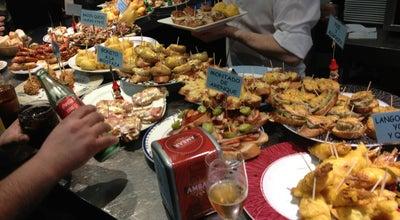 Photo of Spanish Restaurant Bar Artigas at C/ Rafael Pamplona Escudero, 31, Zaragoza 50005, Spain