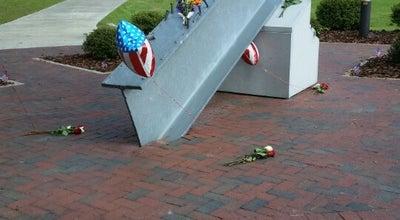 Photo of Monument / Landmark 9/11 Memorial at Camp Lejeune, NC 28547, United States