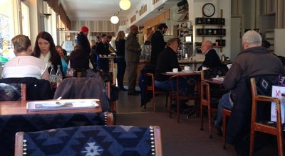 Photo of Cafe Konditori Fågelsången at Munkgatan 3, Uppsala 753 09, Sweden