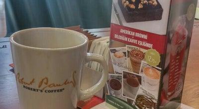 Photo of Coffee Shop Robert's Coffee at Mardin Avm, Mardin, Turkey