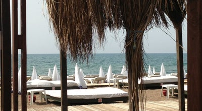 Photo of Beach Zuga Beach Club at Lara Cad., Antalya, Turkey