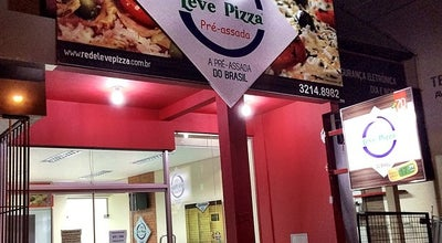 Photo of Pizza Place Rede Leve Pizza at Av. Sete De Setembro, 1383, Divinópolis 35500-011, Brazil