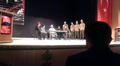 Photo of Concert Hall Kilis Alaaddin Yavaşca Kültür Merkezi at Turkey