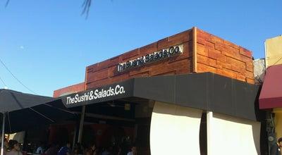 Photo of Sushi Restaurant The Sushi & Salads, Co. at Av. Guadalupe 1577, Zapopan 45040, Mexico