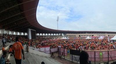 Photo of Stadium Gachibowli Stadium at Gachibowli, Hyderabad 500032, India