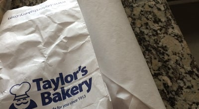 Photo of Bakery Taylor's Bakery at 8395 E 116th St, Fishers, IN 46038, United States