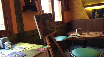 Photo of Cafe Serüven Kitap Cafe at Fatih Cd., Ordu 52200, Turkey