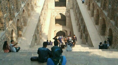 Photo of Historic Site Ugrasen ki Baoli (Agrasen ki Baoli) at Hailey Road, Connaught Place, New Delhi 110001, India
