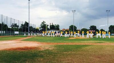 Photo of Baseball Field Mainz Athletics Ballpark at Hartmühlenweg 3, Mainz 55122, Germany