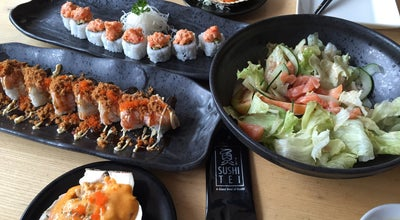 Photo of Sushi Restaurant Sushi Tei at The Breeze, Tangerang, Indonesia