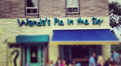 Photo of Bakery Wanda's Pie in the Sky at 287 Augusta Ave, Toronto, ON M5T 2M2, Canada