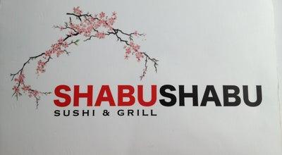 Photo of Sushi Restaurant Shabu Shabu at Burgemeester Van Stamplein 148-152, Hoofddorp 2132 BH, Netherlands