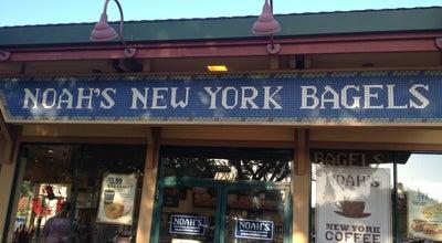 Photo of Bagel Shop Noah's Bagels at 1703 Grant Ave, Novato, CA 94945, United States