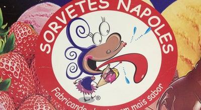 Photo of Ice Cream Shop Sorvetes Nápoles at R. São Francisco, Marabá, Brazil