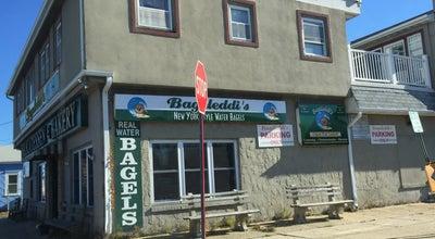 Photo of Bagel Shop Bageleddi's at 1714 Long Beach Blvd, Ship Bottom, NJ 08008, United States