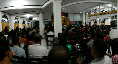 Photo of Church Gereja Ebenhaezer at Oeba, Indonesia