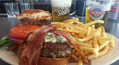Photo of Burger Joint White Star Bar at 230 Brunswick St, Jersey City, NJ 07302, United States