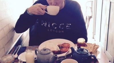 Photo of Tea Room Bensons Restaurant at 4 Bards Walk, Stratford Upon Avon Cv37 6ey, United Kingdom