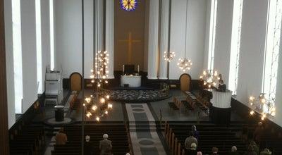Photo of Church Sct Lukas Kirke at Skt. Lucas Kirkeplads 1, Aarhus 8000, Denmark