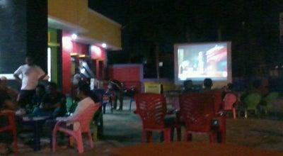 Photo of Pool Aras Swimming Pool & Cafe at Jl. Hangtuah, Pekanbaru, Indonesia