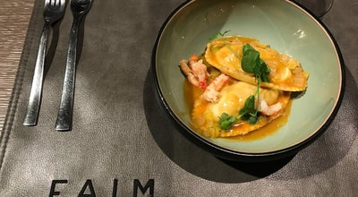 Photo of Diner Faim at Kerkplein 8, Edegem, Belgium