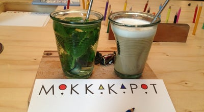 Photo of Coffee Shop Mokkakapot at Sergeyselsstraat 2, Borgerhout 2140, Belgium