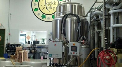 Photo of Brewery Jack's Abby Brewing at 100 Clinton St, Framingham, MA 01702, United States