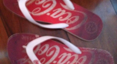 Photo of Boutique Coca Cola Clothing at Brazil