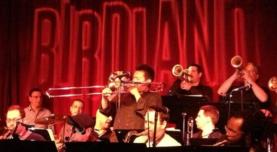 Photo of Nightclub Birdland Jazz Club NYC at 315 West 44th Street, New York, NY 10036, United States