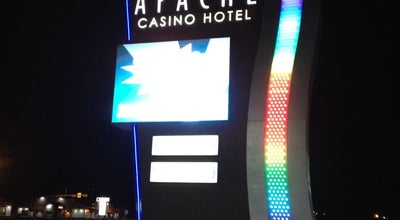 Photo of Casino Apache Casino Hotel at 2315 E Gore Blvd, Lawton, OK 73501, United States