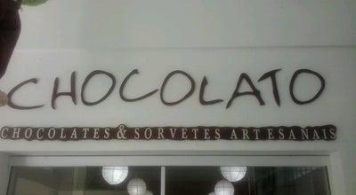 Photo of Ice Cream Shop Chocolato at São Lourenço 37470-000, Brazil