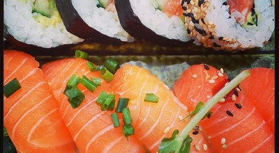 Photo of Sushi Restaurant Ikki Sushi at Simbagatan 18, Nacka, Sweden