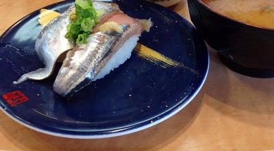 Photo of Sushi Restaurant 廻鮮 丸寿司 関屋店 at 中央区関新3-4-35, 新潟市中央区 951-8141, Japan