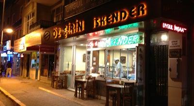 Photo of Mediterranean Restaurant Öz Şirin Kebap at Mareşal Fevzi Çakmak Cad. No.14, Kocaeli 41650, Turkey